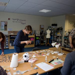 Metal Clay Beginners Class