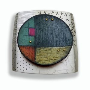 Drawing on Metal with Deb Karash