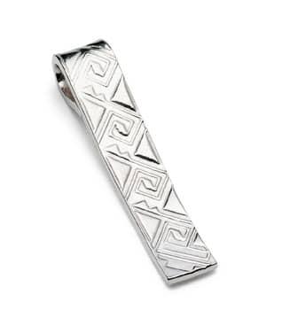 Beginners metal clay pendant