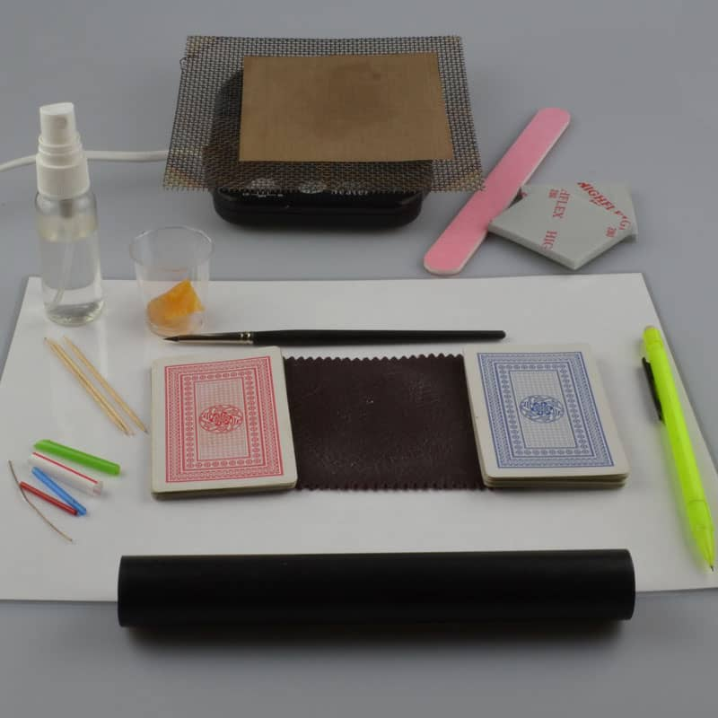 Basic metal clay tool kit