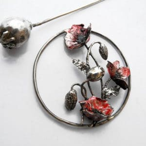 Silver and Metal Clay Narrative Jewellery with Iwona Tamborska