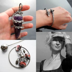 Narrative Jewellery Projects