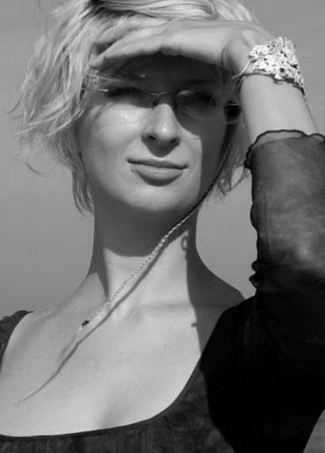 Iwona Tamborska - metal clay and Sterling master class tutor