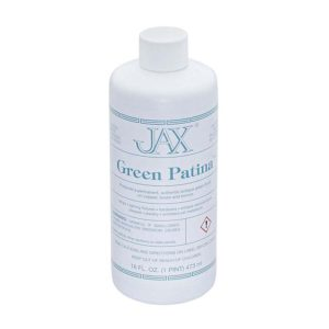 JAX® Green Patina Solution 1 pint