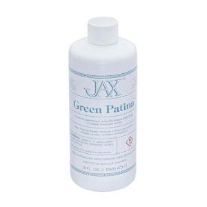 JAX® Green Patina Solution 1 pint