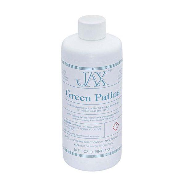 Jax Green Patina Solution