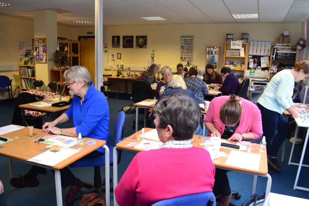 Group classes at CSACJ