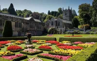 Lanhydrock Church Gardens