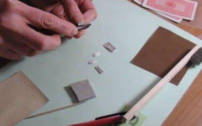 Taster metal clay classes in progress